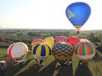 Paestum Balloon Festival -  Events Capaccio Paestum - Shows Capaccio Paestum