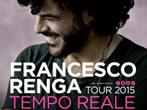 Francesco Renga. Tempo reale extra tour -  Events Cernobbio - Concerts Cernobbio