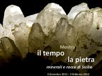 Time and stone -  Events Siracusa - Art exhibitions Siracusa