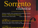 Sorrento classica -  Events Sorrento - Concerts Sorrento