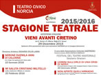 Theatre season -  Events Norcia - Theatre Norcia