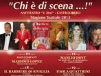 Chi e' di scena... ! -  Events Castrolibero - Theatre Castrolibero