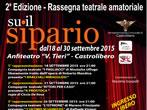 Su il sipario -  Events Castrolibero - Theatre Castrolibero