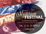 Mysterium Festival -  Events Taranto - Concerts Taranto