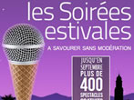 Les soirees estivales -  Events Nice - Concerts Nice