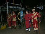 The legend of Innamorata -  Events Elba island - Shows Elba island