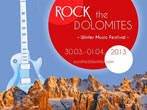 Rock the Dolomites -  Events Selva Gardena - Concerts Selva Gardena