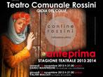 Rossini Theatre -  Events Gioia del Colle - Theatre Gioia del Colle