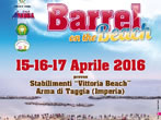 Barrel on the beach -  Events Taggia - Sport Taggia