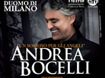 Andrea Bocelli: a smile for angels -  Events Milan - Concerts Milan