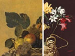 Caravaggio's Basket of Fruit and Flowers in a Flask -  Events Milan - Art exhibitions Milan