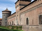 Castello Sforzesco -  Events Milan - Attractions Milan