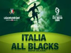 Rugby: Italy vs. All Blacks -  Events Milan - Sport Milan