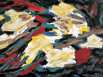 Karel Appel: vitality of colour -  Events Milan - Art exhibitions Milan