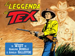 The legend of Tex -  Events Milan - Art exhibitions Milan