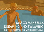 Marco Manzella: dreaming and swimming -  Events Milan - Art exhibitions Milan