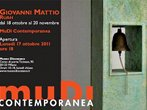 MuDi Contemporanea: Giovanni Mattio -  Events Milan - Art exhibitions Milan