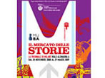 The storytelling market -  Events Milan - Art exhibitions Milan
