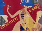 Mimmo Rotella. Decollages e retro d'affiches -  Events Milan - Art exhibitions Milan