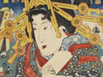 Kuniyoshi - The visionary of the floating world -  Events Milan - Art exhibitions Milan