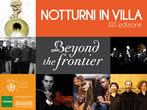 Notturni in villa: beyond the frontier -  Events Milan - Concerts Milan
