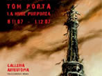 Tom Porta: the purple cloud -  Events Milan - Art exhibitions Milan