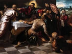 Last supper by Tintoretto -  Events Milan - Art exhibitions Milan