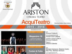 AcquiTeatro -  Events Acqui Terme - Theatre Acqui Terme