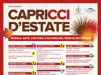 Capricci d'estate -  Events Capri - Shows Capri