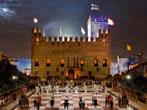 Chess game -  Events Marostica - Shows Marostica