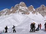 Col Rodella Ski Area -  Events Val di Fassa - Attractions Val di Fassa