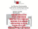 Divina Commedia in contemporary art -  Events Foligno - Art exhibitions Foligno