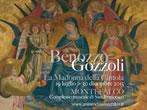 Benozzo Gozzoli. La Madonna della Cintola -  Events Montefalco - Art exhibitions Montefalco