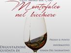 Montefalco nel bicchiere -  Events Montefalco - Shows Montefalco
