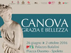 Canova. Grazia e bellezza -  Events Spoleto - Art exhibitions Spoleto