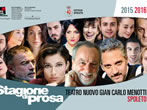 Theatre season -  Events Spoleto - Theatre Spoleto