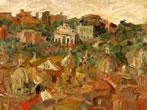 Fausto Pirandello. War time (1939-1945 -  Events Agrigento - Art exhibitions Agrigento