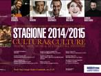 Theatre season 2014-15 -  Events Porto San Giorgio - Theatre Porto San Giorgio