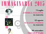 Immaginaria -  Events Spotorno - Concerts Spotorno