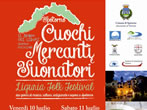Liguria folk festival - Cuochi mercanti e suonatori -  Events Spotorno - Shows Spotorno