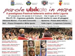 Parole UBIKate in mare -  Events Spotorno - Shows Spotorno