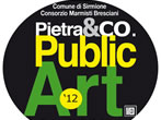 Pietra & Co. Public art in Sirmione -  Events Sirmione - Art exhibitions Sirmione
