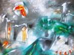 Roberto Sebastian Matta. Forms of dream -  Events Bologna - Art exhibitions Bologna