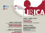 Opera season -  Events Trapani - Theatre Trapani