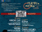 Stone theatres -  Events Trapani - Theatre Trapani
