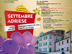 Settembre Adriese -  Events Adria - Shows Adria