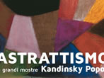 Abstractionism in Europe. Kandinsky Popova Majakovskij Malevic... -  Events Bard - Art exhibitions Bard