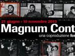 Magnum Contact Sheets -  Events Bard - Art exhibitions Bard