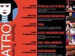 Sondrio Theatre -  Events Sondrio - Theatre Sondrio