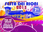 Festa dei rioni -  Events Tavarnelle Val di Pesa - Shows Tavarnelle Val di Pesa